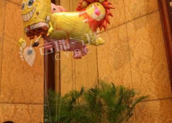 铝箔气球/卡通气球动物图片
