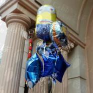 小黄人气球/气球装饰布置图片