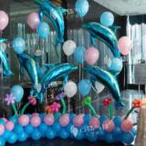 供应飘空气球/氦气球/飞空气球