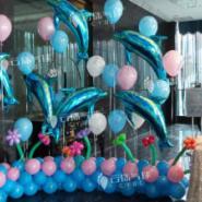 飘空气球/氦气球图片