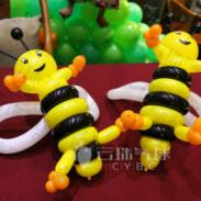 魔术气球蜜蜂/米奇/宝宝宴布置图片