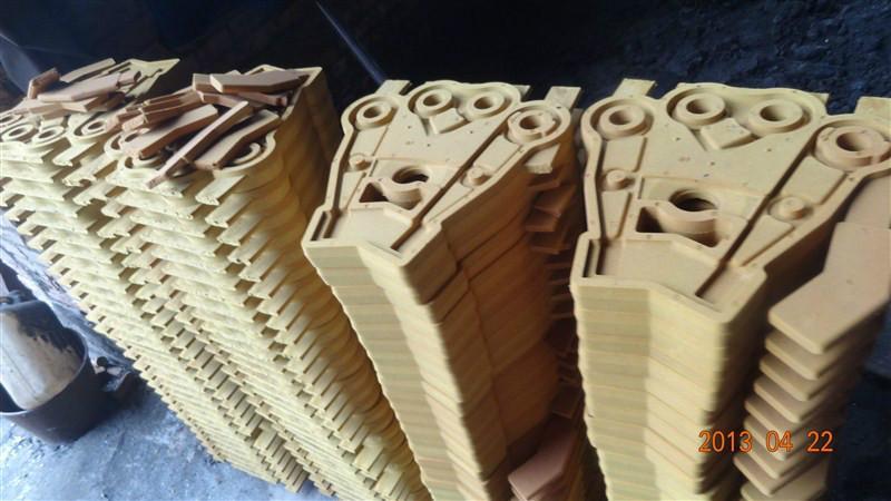 供应覆膜砂模具2图片