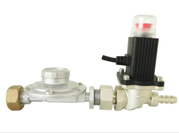 液化气电磁阀图片