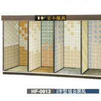 供应模拟间式瓷砖展示架