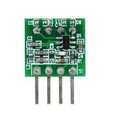 供应ASK无线发射RF模块P55数据传输 图片