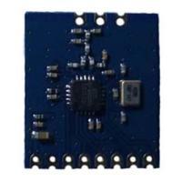 FSK无线双向收发RF模块C01调频
