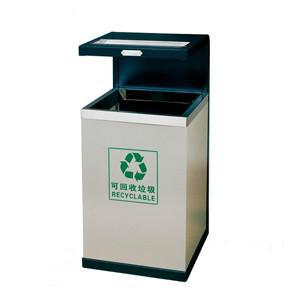 钢板喷塑垃圾桶图片/钢板喷塑垃圾桶样板图 (3)