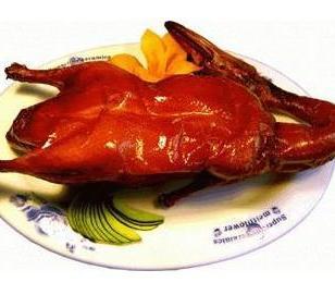 张英茶油鸭技术配方图片