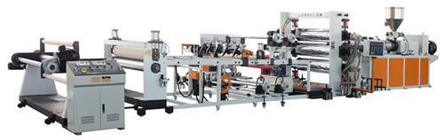 苏州金韦尔机械PVC封边条挤出生产线