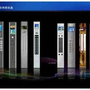 电梯挂式操作面板报价、电梯轿厢装图片