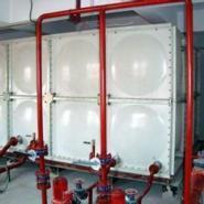 天津泵房设备玻璃钢水箱塘沽气压罐图片