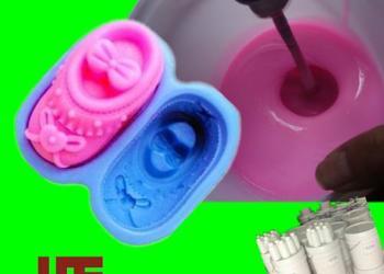 食品级液体硅胶图片