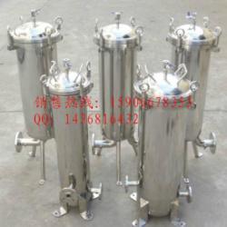 供應大流量袋式過濾器/三袋式過濾