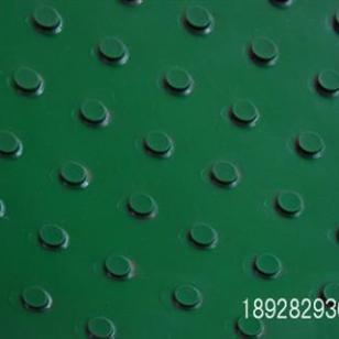 PVC输送带花纹带绿色输送带图片