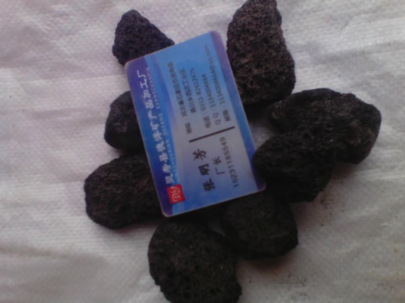 供应石家庄火山石供应商图片