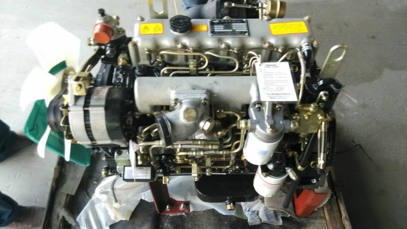供应玉柴6108发动机图片