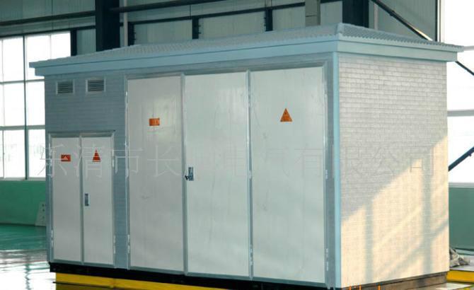 ybw-12型预装式箱式变电站欧式图片图片