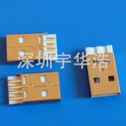 USB2.0A公短体焊线式图片