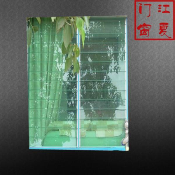 供应电动玻璃百叶窗公司电话图片