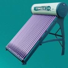 家庭太阳能热水器的实用问题