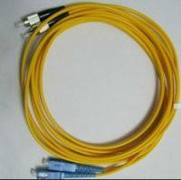 供应LC-SC多模光纤跳线 供应商 LC图片
