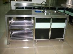 不锈钢厨用柜图片/不锈钢厨用柜样板图 (1)
