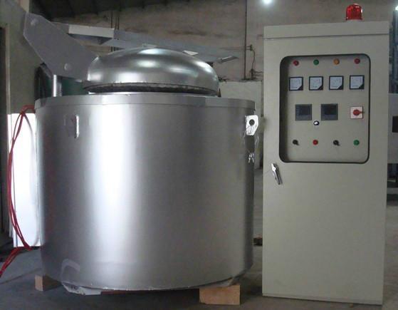 供应30KW铝合金熔炉供应商,东莞30KW铝合金熔炉锌合金熔炉