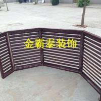 供应雕花铝空调罩