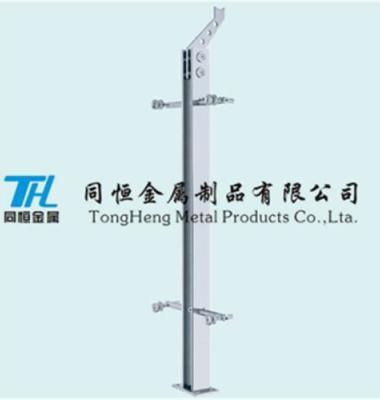 立柱扶手栏杆护栏图片/立柱扶手栏杆护栏样板图 (2)