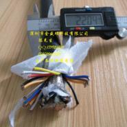 3层40芯电柜专用柔性屏蔽电线电缆图片