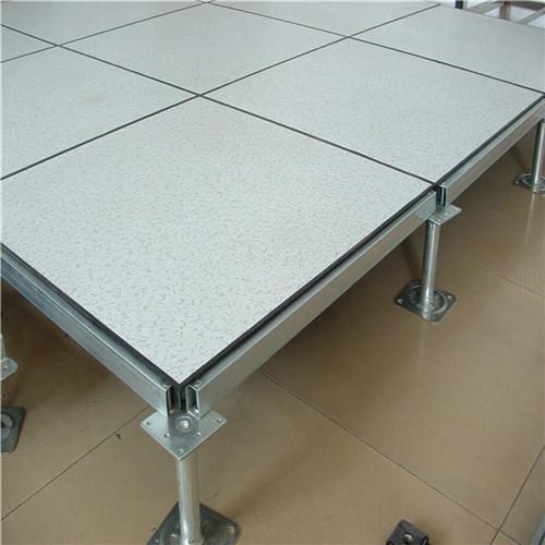 供应济南沈飞全钢防静电地板+OA网络地板+硫酸钙防静电地板