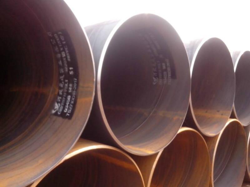 供应L245螺旋钢管图片