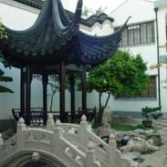 江苏苏州园林景观多少钱图片
