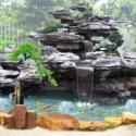 哪里的英石假山水池最好图片