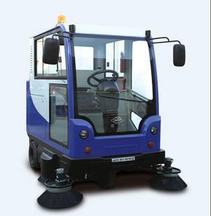供应MN-XS1850明诺带棚扫地车环卫清扫车