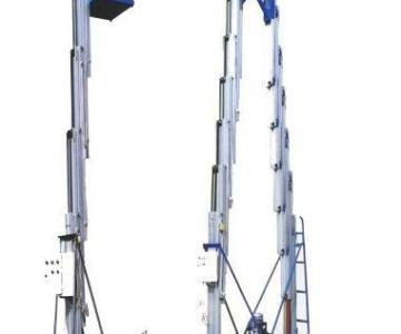 供应济南升降平台-济南升降机图片