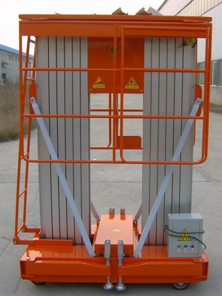 供应双柱铝合金升降机图片
