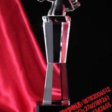 模特大赛水晶奖杯制作/电视模特大赛水晶奖杯厂家/颁发水晶奖杯