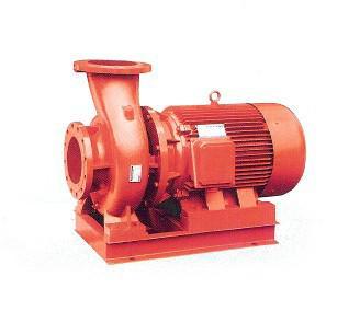 供应明珠泵业伊宁卧式XBD消防泵