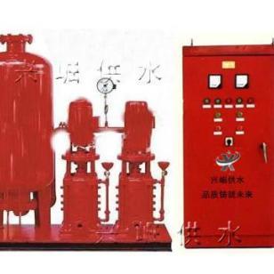 箱泵一体化消防恒压给水设备图片