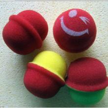 供应PU压力球/环保无毒PU球/海绵球