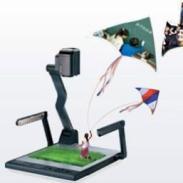 USB高清鸿合HZ-V270实物展示台图片