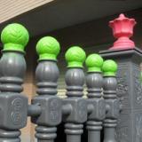 供应唐德水泥护栏模具主要生产厂家,唐德围栏模具的价格