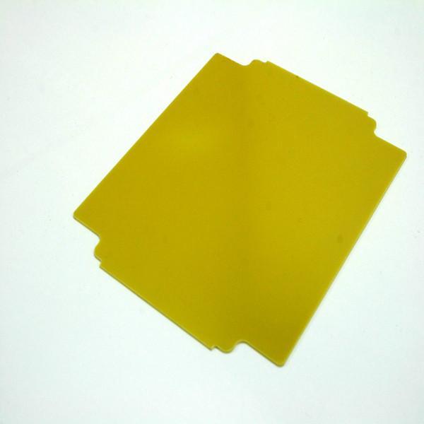 供应黄色环氧板