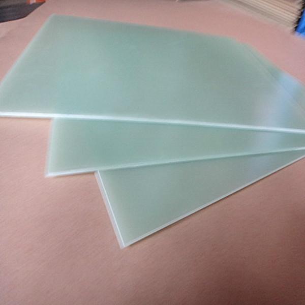 供应水绿色环氧玻璃布层压板