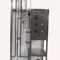 供应实验室简易玻璃精馏塔