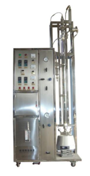 供应玻璃精馏实训装置