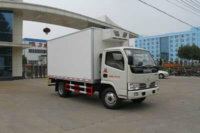供应CLW5041XLC4型冷藏车图片