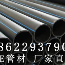 供应白山PE管材厂家图片