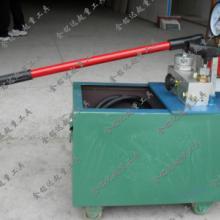 山东油泵销售中心 电动油泵 SSY手动试压泵